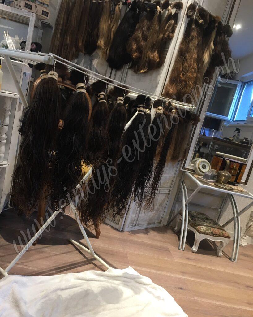 Haarverdichtung Haare Haarverlängerung