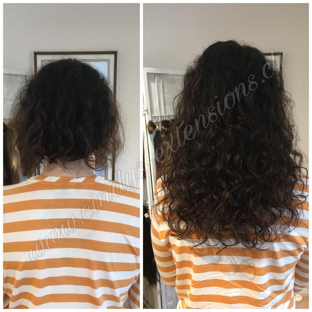 Extensions fur locken